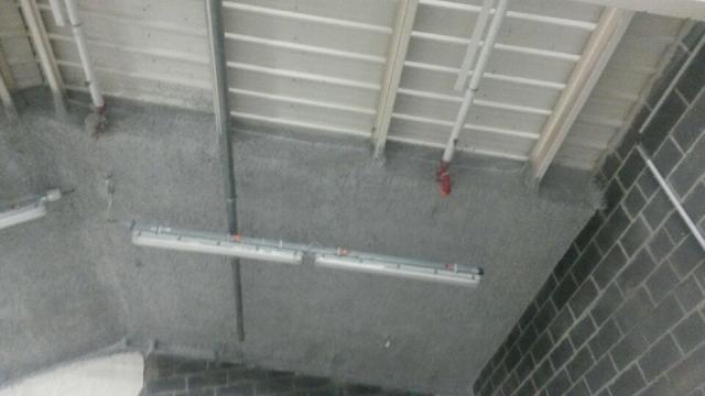 Flocage Coupe Feu Sous toiture à Pontoise