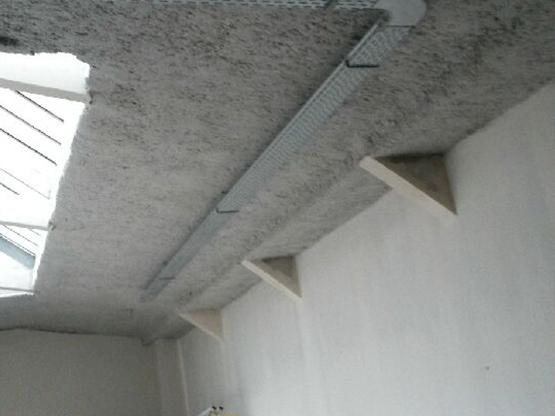 coupe feu sous plafond en platre